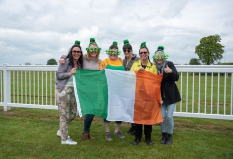 Irish Day Ladies